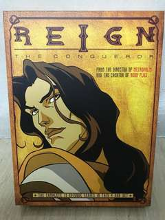 Madman Anime Classic Reign DVDS Complete Set