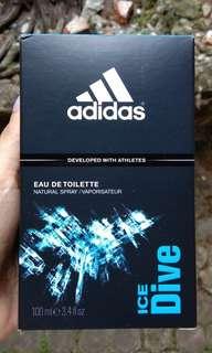 """Adidas Eau de toilette """"ice dive"""" 100 ml"""