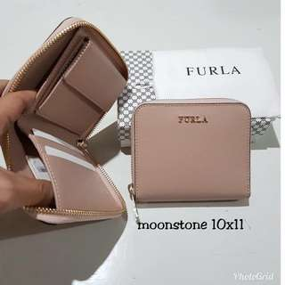 FURLA MINI WALLET MOONSTONE