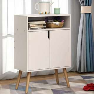 Stylish Cabinet / Organizer (White)