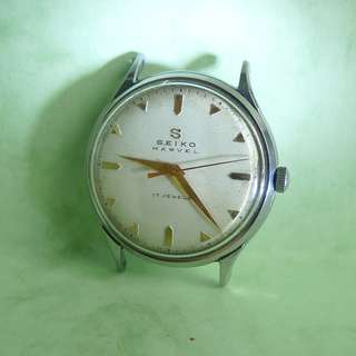 1950s' Vintage Seiko Marvel in excellent condition