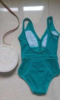 Teal Bikini (High Quality)