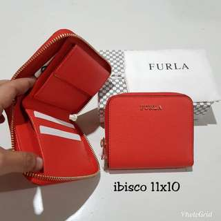 FURLA MINI WALLET IBISCO