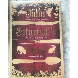 🚚 John Saturnall's Feast