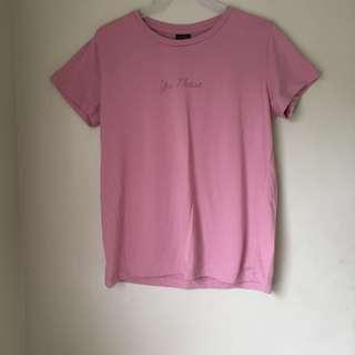 Oxgn Statement Shirt