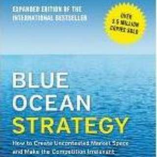 Brand New Blue Ocean Strategy, Expanded Edition