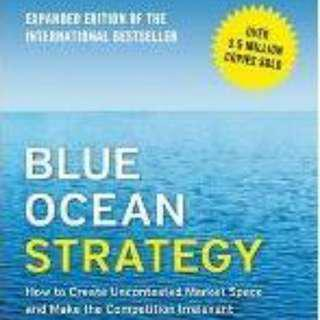 Blue Ocean Strategy BRAND NEW , Expanded Edition
