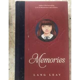 🚚 Memories Lang Leav