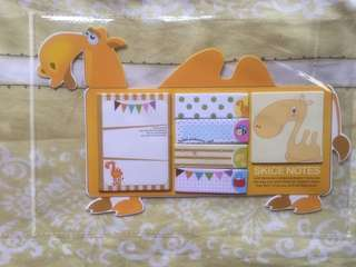Camel post it sticky notes