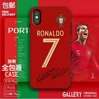 (FREE SHIPPING WM) WORLD CUP 2018 Signature Phone Full Cover Case