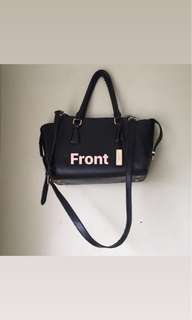 Black Slingbag/Handbag