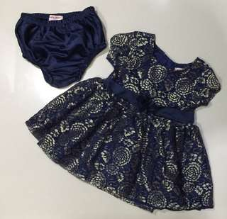 Elegant baby girl dress