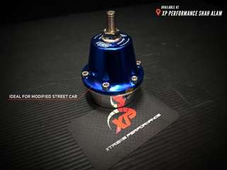 Fuel Pressure Regulator TURBOSMART BLUE Color FPR-800