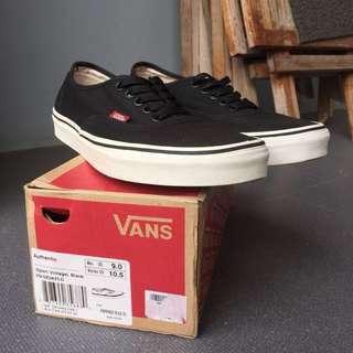 Vans Authentic (Sport Vintage) Black