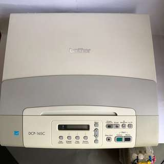 Brother DCP 165 Printer & Scanner