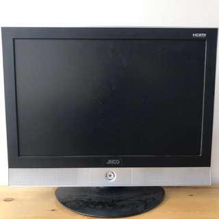 JNC LCD TV - SST-TF19HDMI