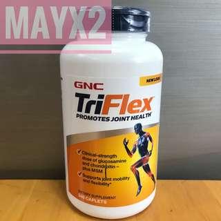 💥修補💥潤滑💥強健關節💥(240粒) GNC TriFlex 3活關節  (非速效)