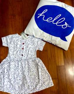 BN Carter Baby Girl Dress 1 to 7 yrs old