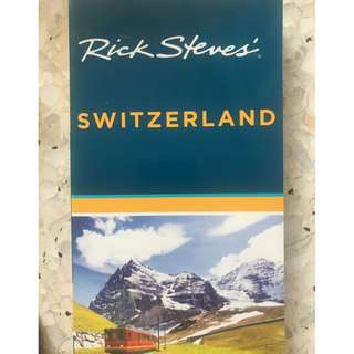 🚚 Rick Steve's Switzerland