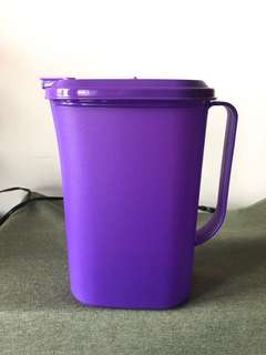 Tupperware Drinks Bottle colour Purple