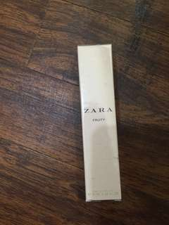 Zara cologne perfume fruity