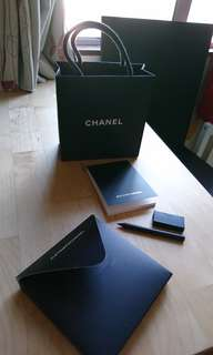 Chanel手錶展贈品