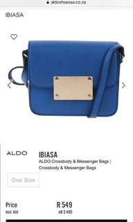 ALDO Ibiasa Crossbody Small Bag 100% Original