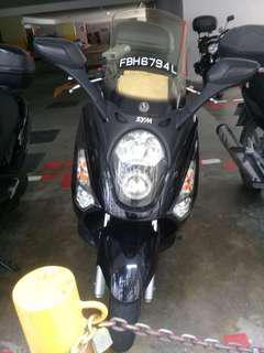 Sym kappa motorbike urgent fire sale