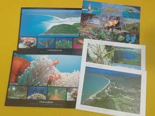 澳洲風景明信片