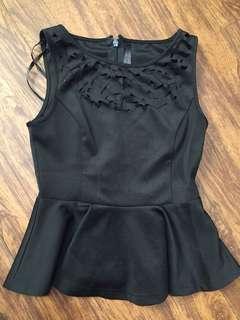Black blouse small