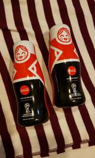 Coca cola fifa world cup russia 2018 toy (Twin Sets)