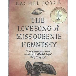 🚚 The Love Song of Miss Queenie Hennessey