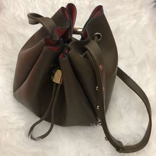 Sometime By Asian Designers - Buckie Bag (Toupe)