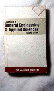 General Engineering and Applied Science by Rex Jason Agustin
