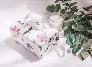 Nordic Ins Waterproof Tissue Cover (Fruits & Herbs Series)