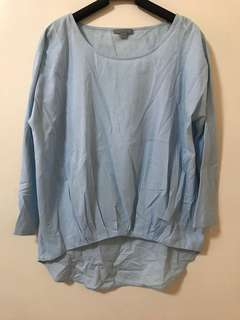 Pre-loved COS Cotton Long Sleeves Long Back
