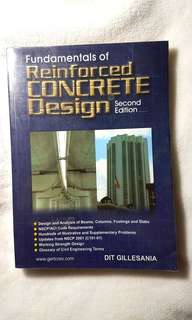 Fundamentals of Reinforced Concrete Design by DIT Gillesania