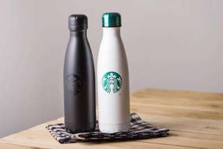 STARBUCKS S'WELL METAL TUMBLER