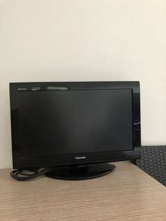 Toshiba TV 20 inches