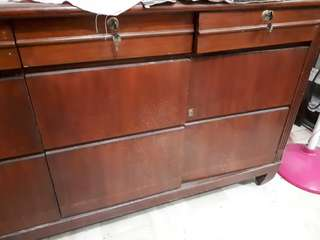 Office cabinet and drawers (3 compartment)