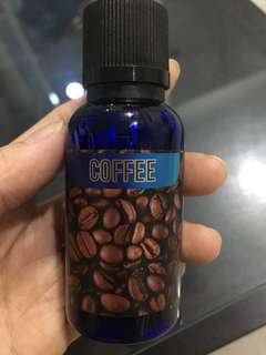 E liquid vape coffee / kopi