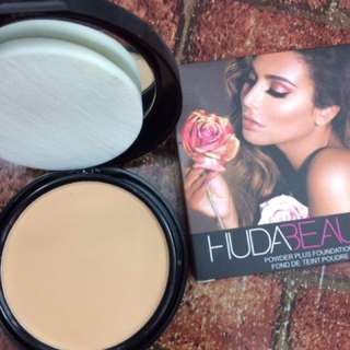 🚚 Huda Beauty Powder Plus Studio fix Two Way Cake Compact Powder #2