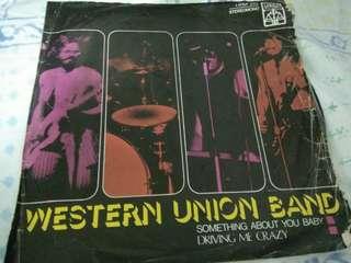Western union band SINGAPORE EP