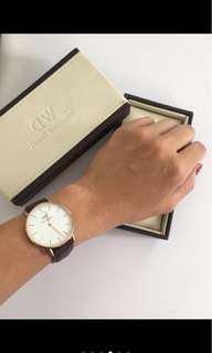 🚚 正品DW36mm女款錶