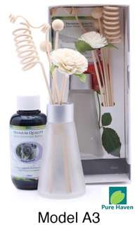 🚚 [PureHaven.SG] Reed Sticks Diffuser 80ml - A3 @ SGD12