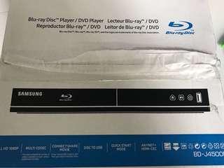 Brand New Samsung Blue Ray DVD Player