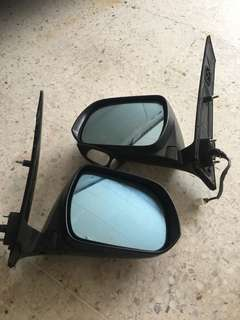 Acr50 side mirror (blue)one pair