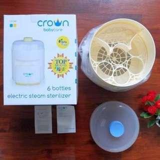 CROWN Electric Steam Sterilizer