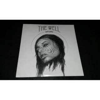 Piring Hitam THE WELL - SAMSARA Vinyl LP