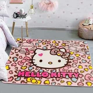 Hello kitty carpet